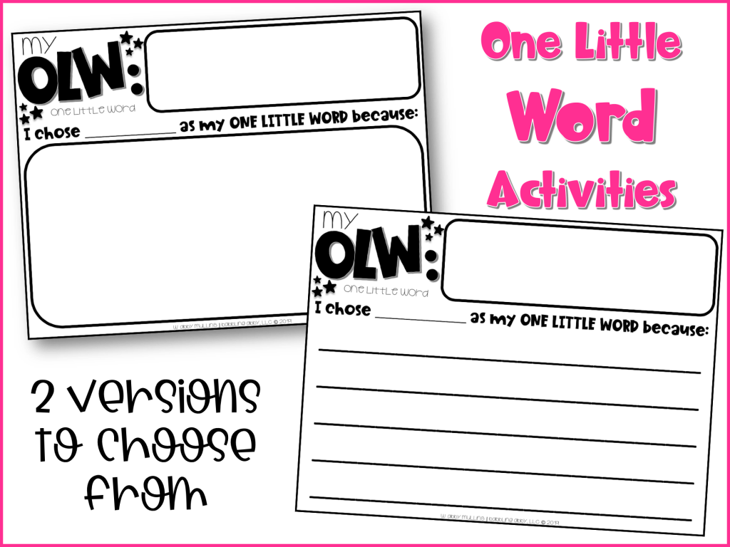 The Word Collector Activities
