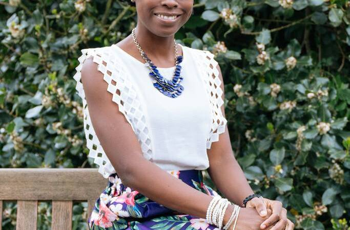 #Lagos: Meet Ojuolape Arojo, the UK trained 'Foodie' Business Woman