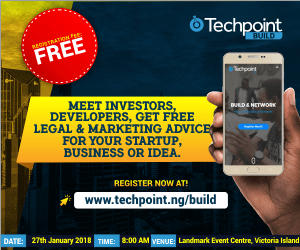 Techpoint.ng Hosts over 5000 TechPreneurs at Techpoint Build at Landmark Events Center