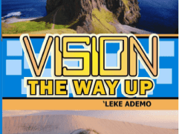 vision: the way up - leke ademo
