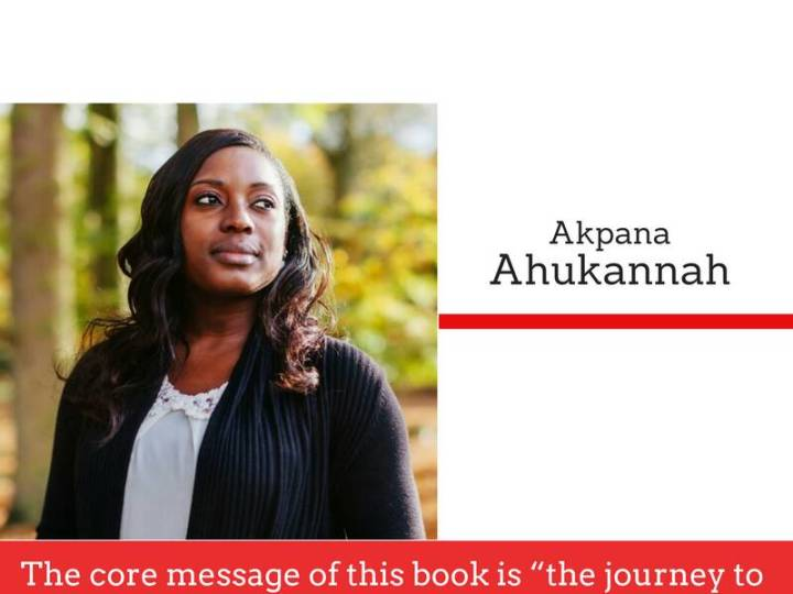 Author Alert: Akpana Ahukannah releases debut book with 'Scared Successful Woman'.