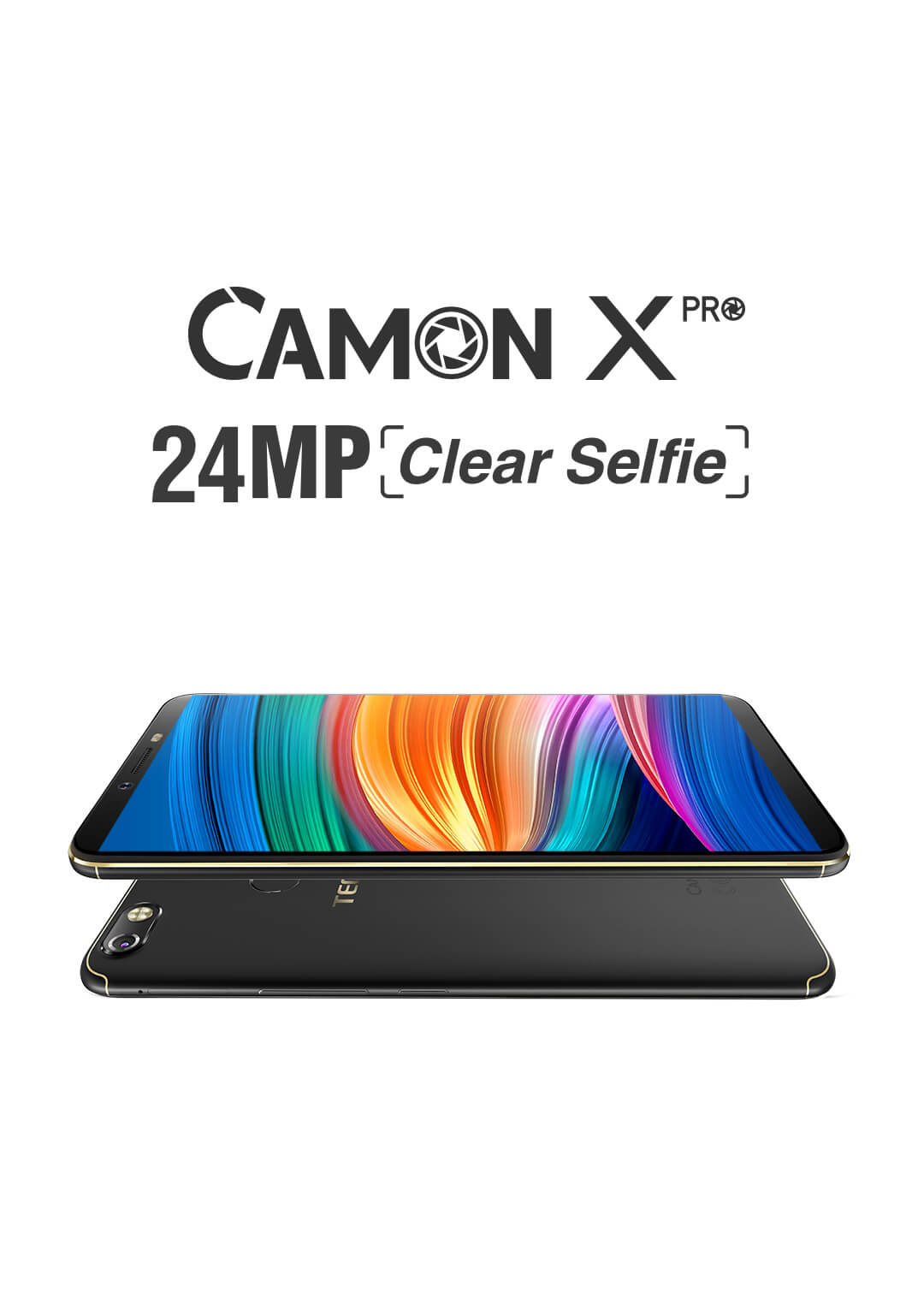 Join the selfie Generation with Tecno Camon x pro