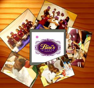 Bisi's Kitchen catering company in Port Harcourt