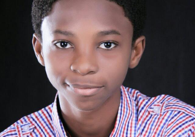 Meet Uke Enun Jnr., the Teenager