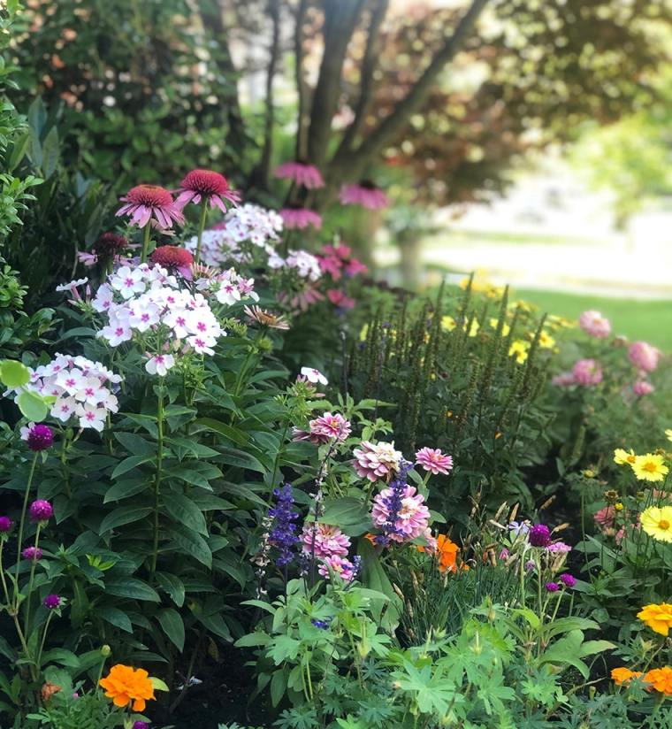 Enchanted Garden by The Inspired Garden in Maplewood New Jersey