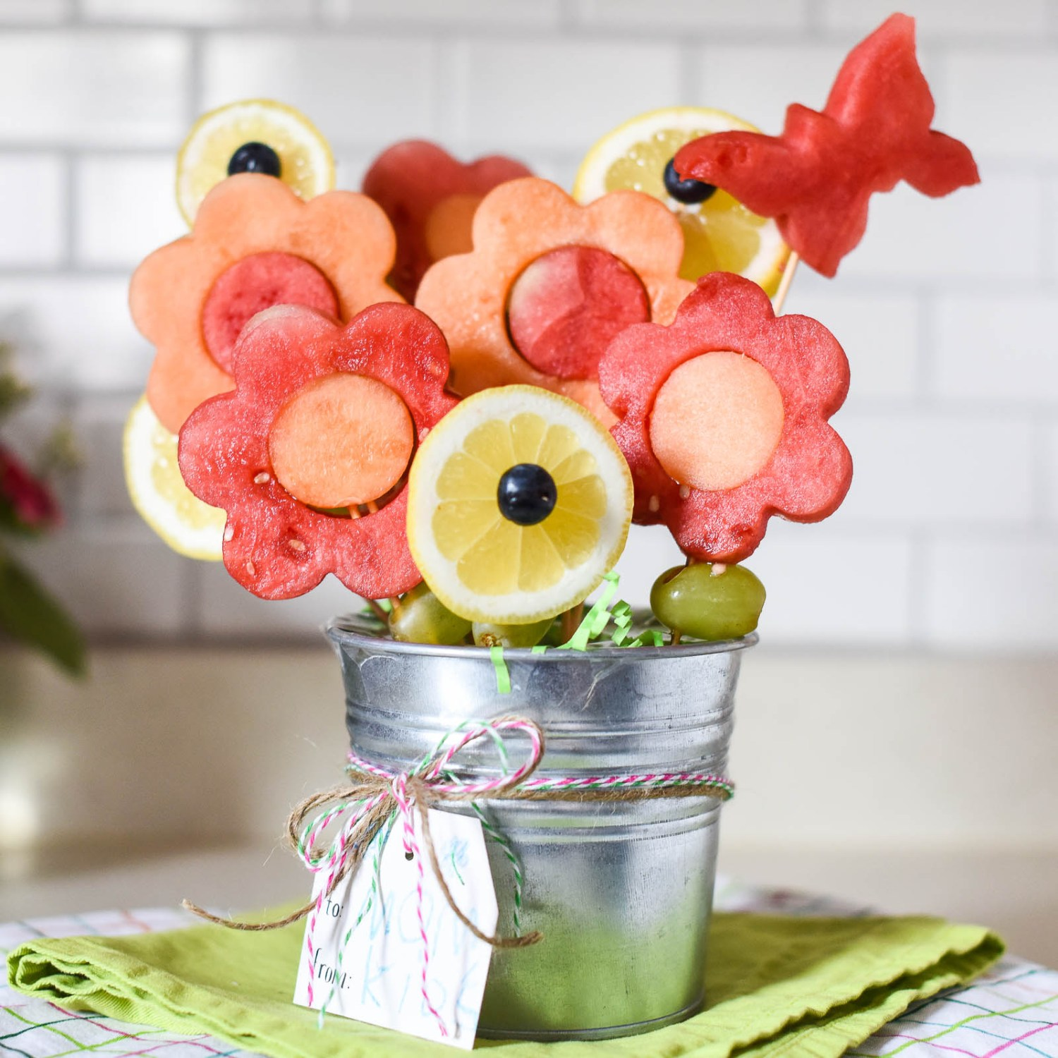 Fruit Bouquets 12