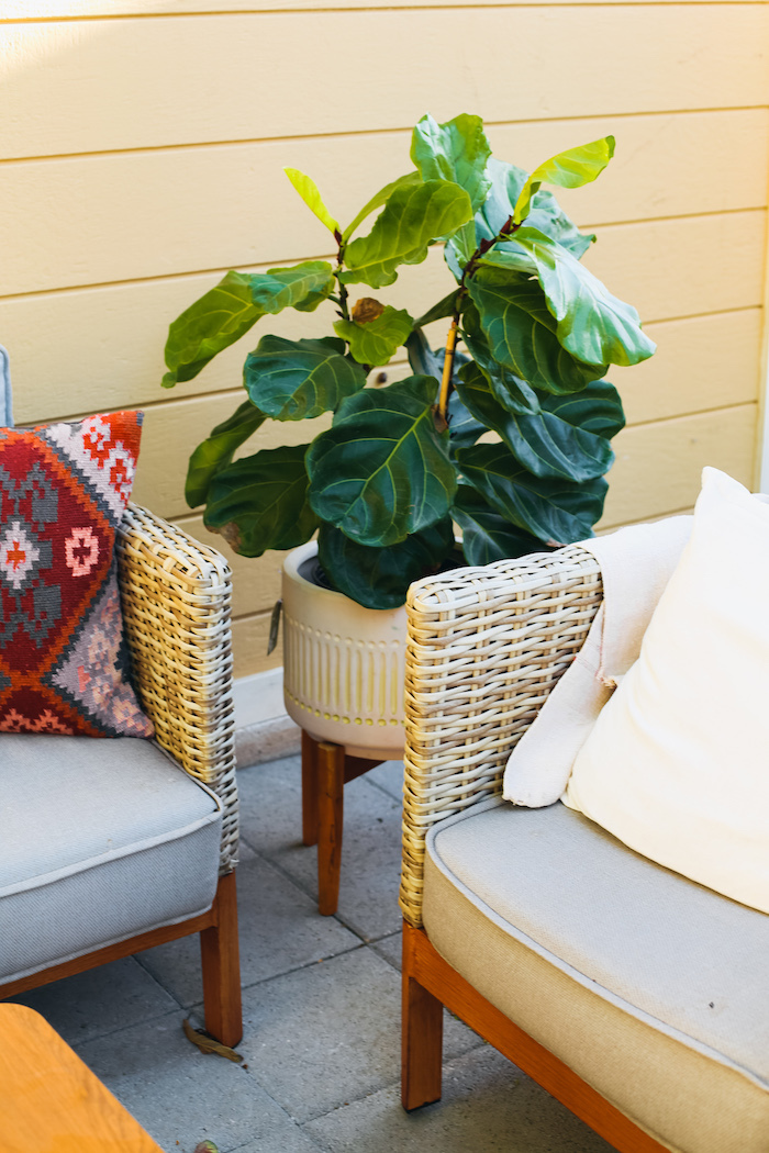 how to clean your patio furniture the