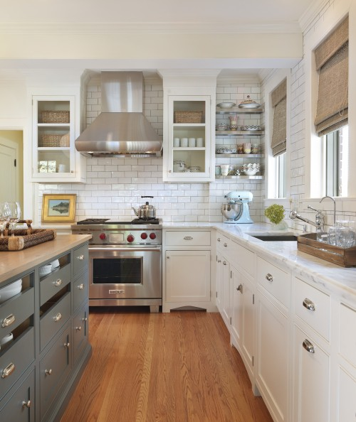 Kitchen Makeover Inspiration - East Side Eden Kitchen