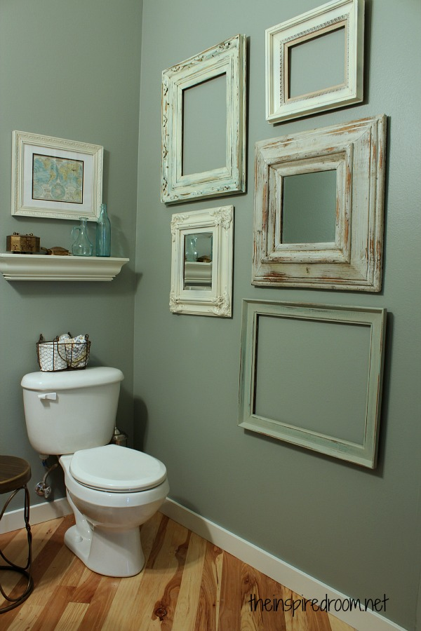 Best Wall Colors For Small Bathrooms. 36 colorful and original ...
