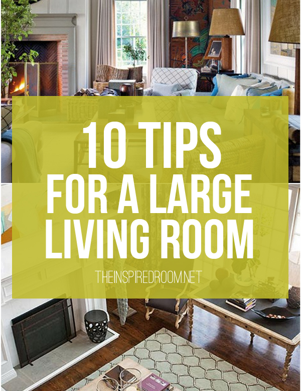 How To Put Furniture In A Big Living Room | Aecagra.org