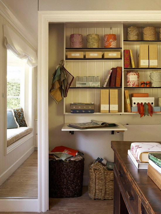 Inspiration Craft Closet Organization The Inspired Room
