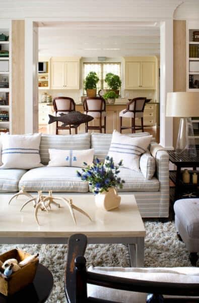 Living Room Decorating - Burnham Design