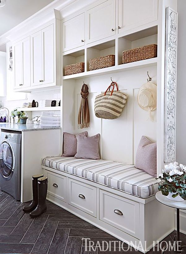Mudroom Powder Room Design Ideas. Laundry ...