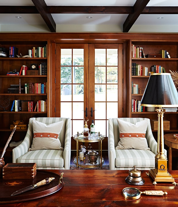 Dream House Tour New England Style The Inspired Room