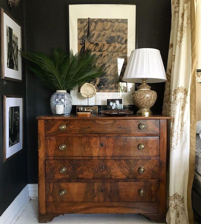 Tall 6 Drawer Chest Dresser