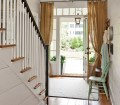 Curtains On Doorways Creative Concealments The Inspired Room