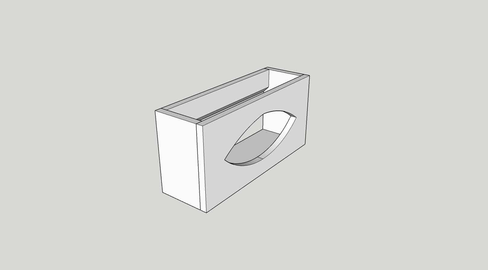Non Slip Adjustable Hands Free Baggy Rack Clip Ziplock Storage Bag Holder Q