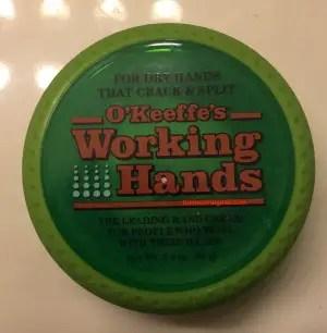 My favorite hand moisturizer