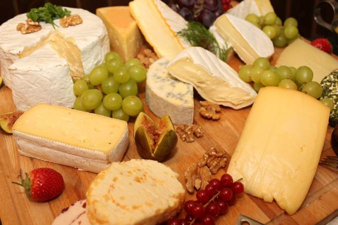 18 Cheese Fun Facts