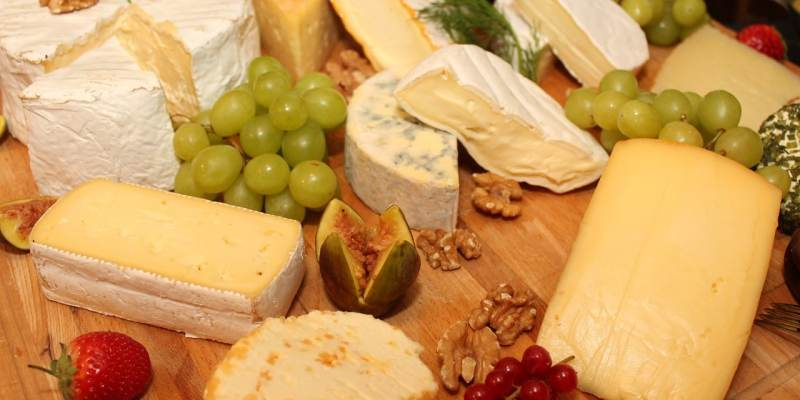 18 Cheese Fun Facts