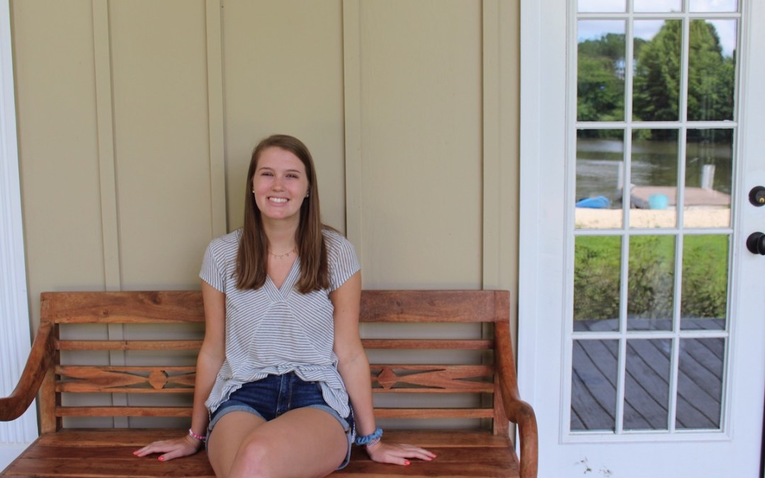 Meet Kelly! Our 2019 Inspiring Intern