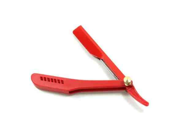 Shaving Razor Red – 3