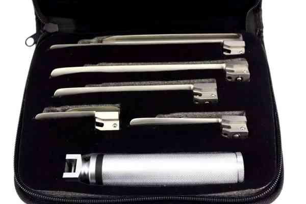 Miller Laryngoscope set 5