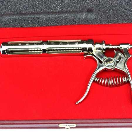 Roux Revolver Syringe , roux revolver syringe use