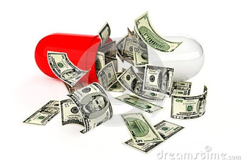 high-cost-prescription-medications-health-care-concept-money-flowing-open-pill-white-background-34658791