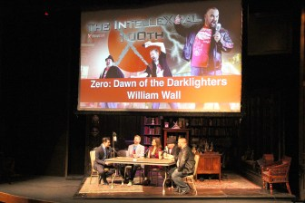 William Wall, Mark Atkinson, Kristin Naomi Garcia, Steven Schwartz, David S. Dawson
