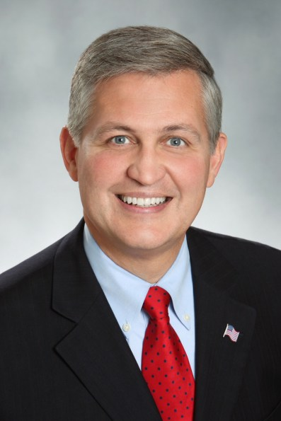County Supervisor Dave Roberts