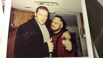 Triple H and Scorch