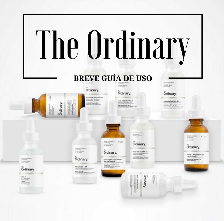 The Ordinary: breve guía de uso