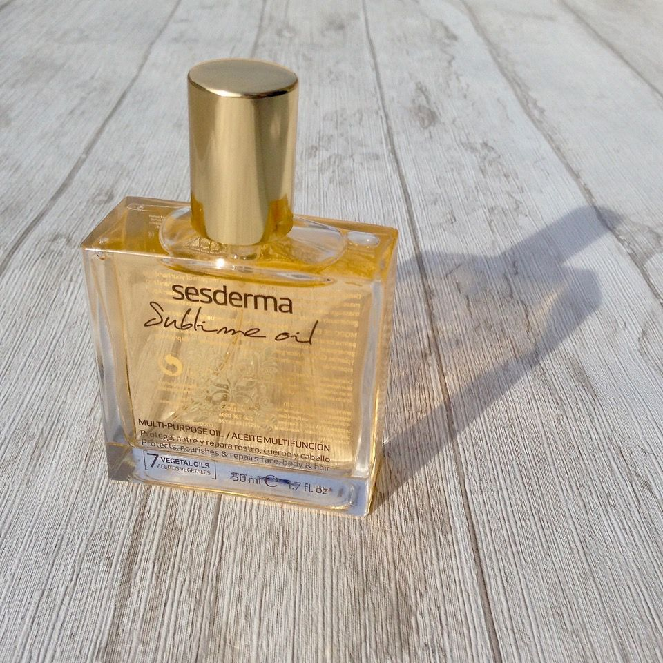 Sublime Oil de Sesderma