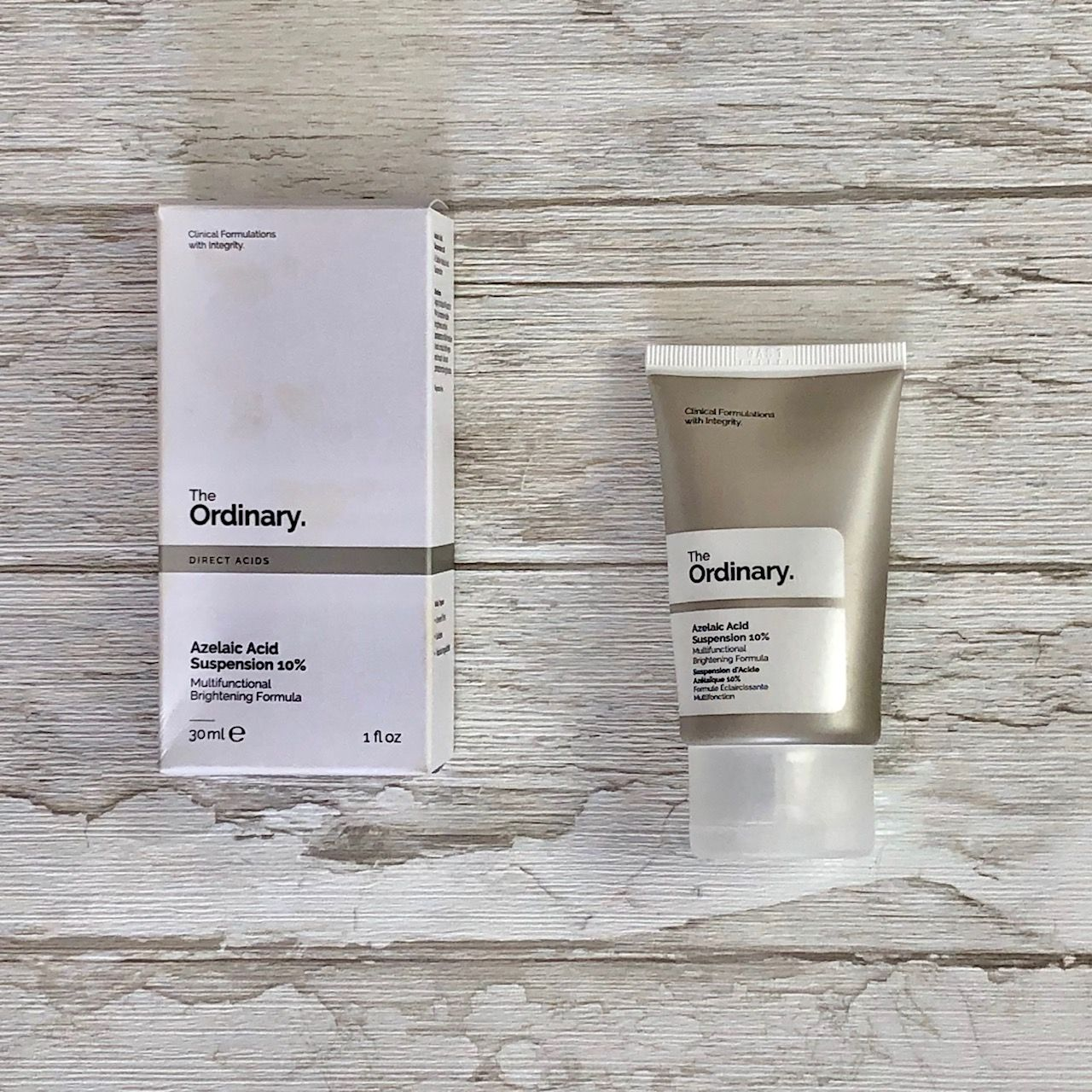 Azelaic Acid Suspension 10% de The Ordinary