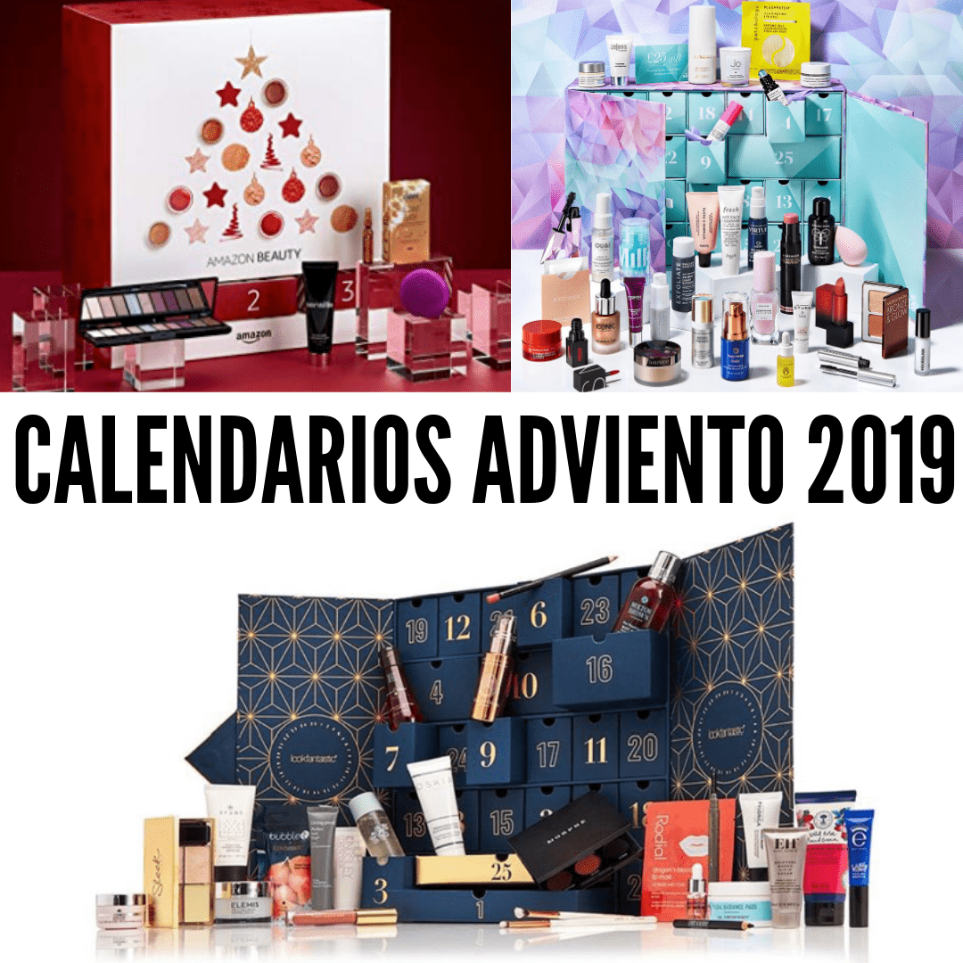 CALENDARIOS ADVIENTO 2019