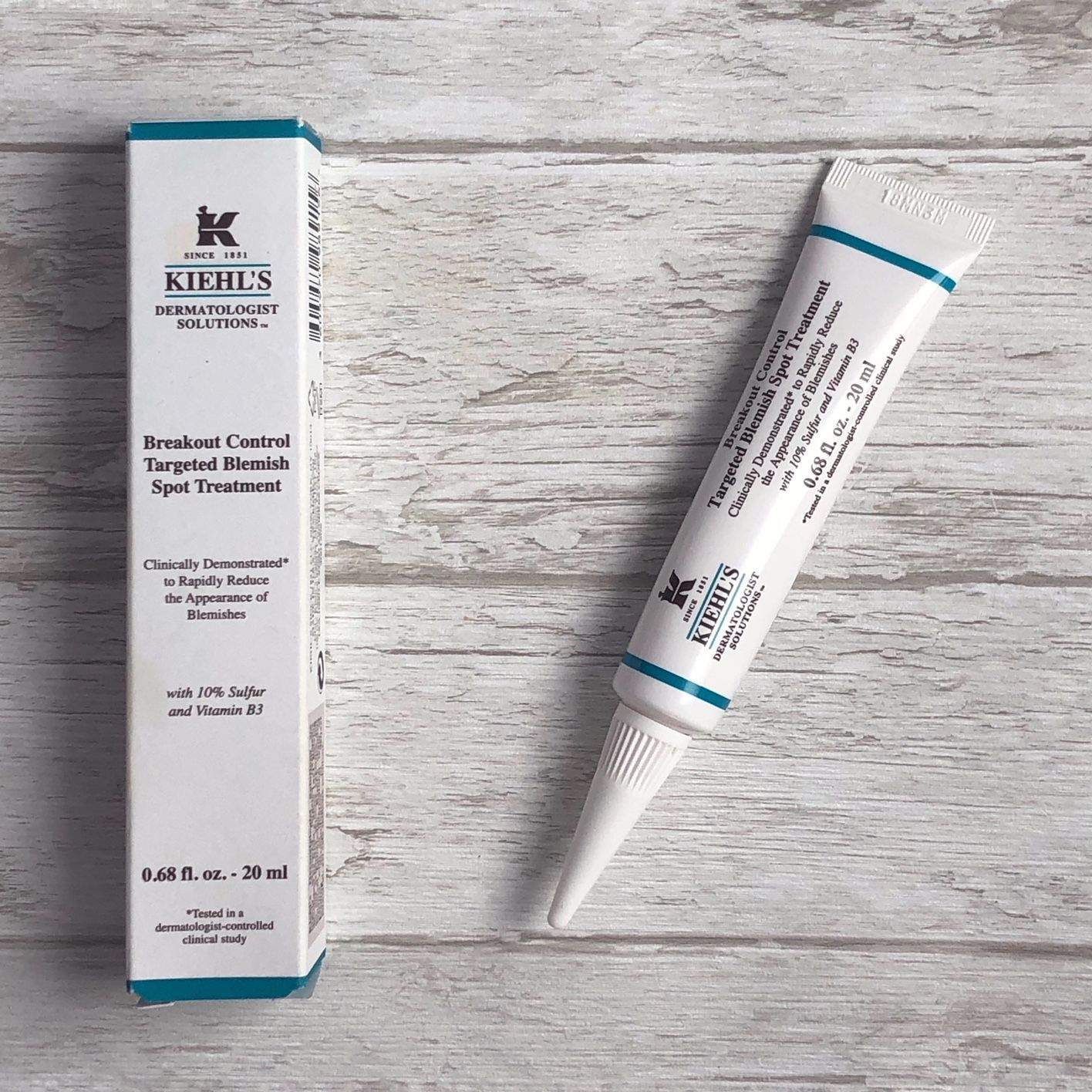 Breakout Control Targeted Blemish Spot Treatment de Kiehl´s