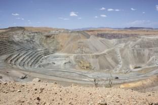 ASARCO's Mission mine in Arizona, US. Copyright: The Intelligent Miner