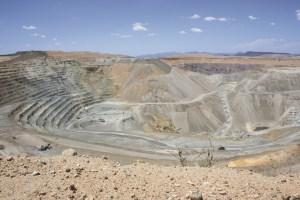 ASARCO's Mission mine, Arizona, US