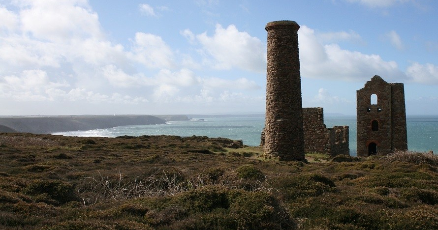 Wheal Coates is now a UNESCO World Heritage site