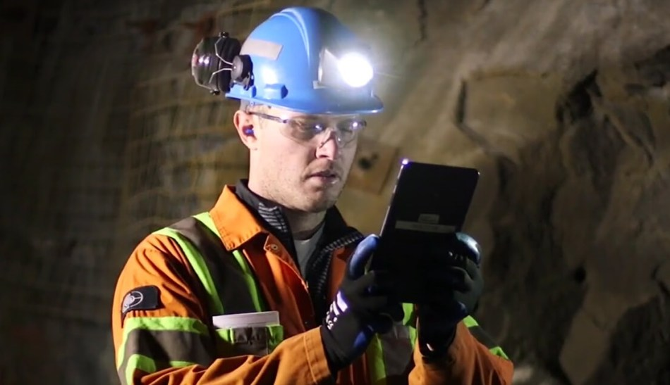 From a musculoskeletal standpoint, sitting at a desk all day is just as strenuous as the work that miners do underground. Photo: Sofvie Inc