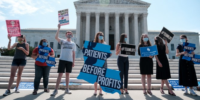 Providers Sue to Block Law That Would Eliminate Nearly All Abortions in Texas