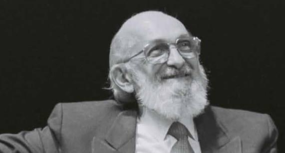 Paulo Freire Patrono da Educação Brasileira