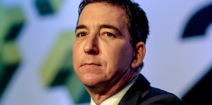 "Brazil Judge Declines Charges Against Glenn Greenwald — ""For Now"""