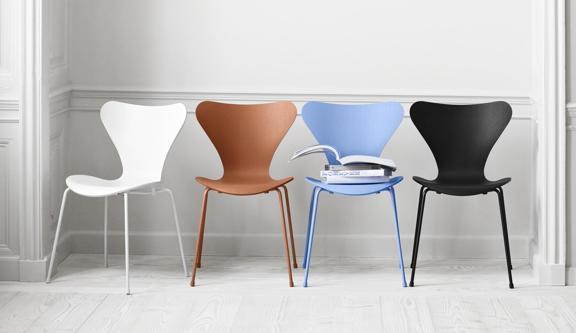 Mid Century Love Series 7™ Chair Design The Interior Editor