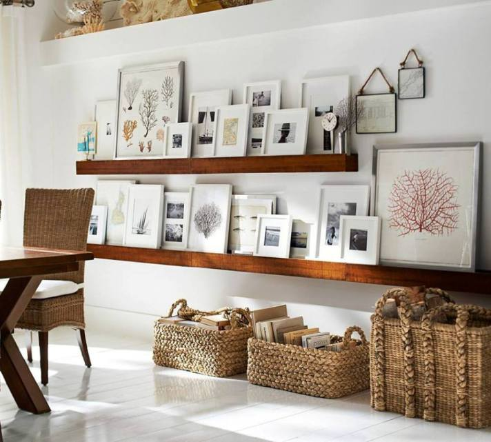 5 Ways to Use Natural Woven Materials to Create A Warm & Welcoming Home