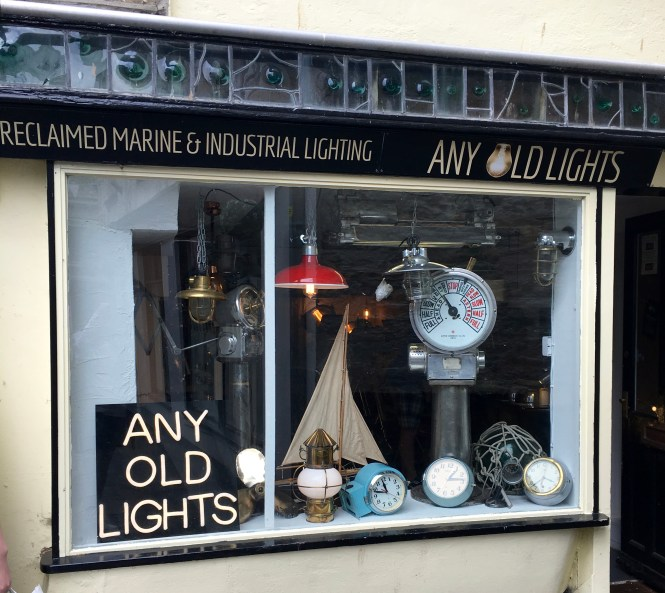 I'm In Love With...... Any Old Lights, Reclaimed Maritime & Industrial Lighting Specialists