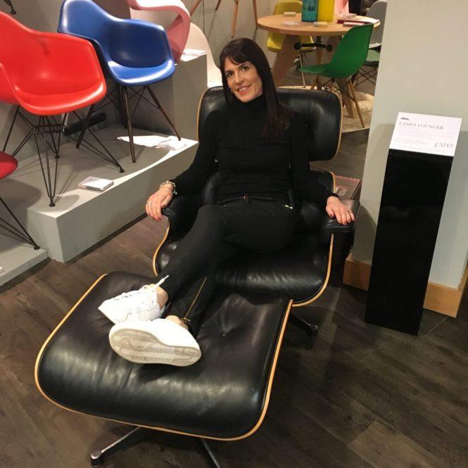 Eames & That Lounge Chair!!!