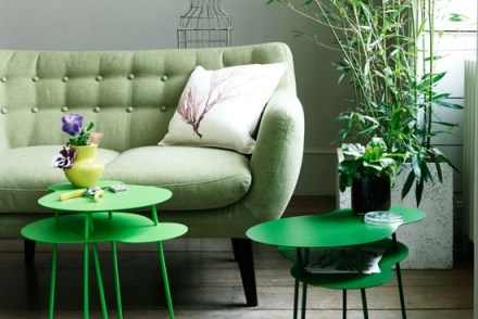 The Colour Edit - Green
