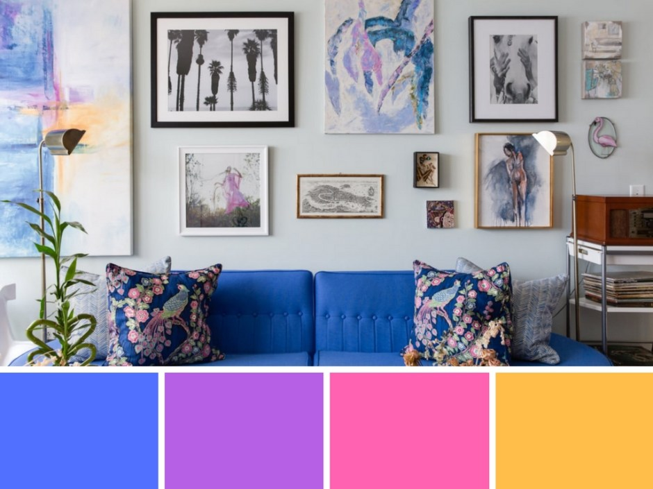 Interior Design Tips - #How to Use Colour Palettes